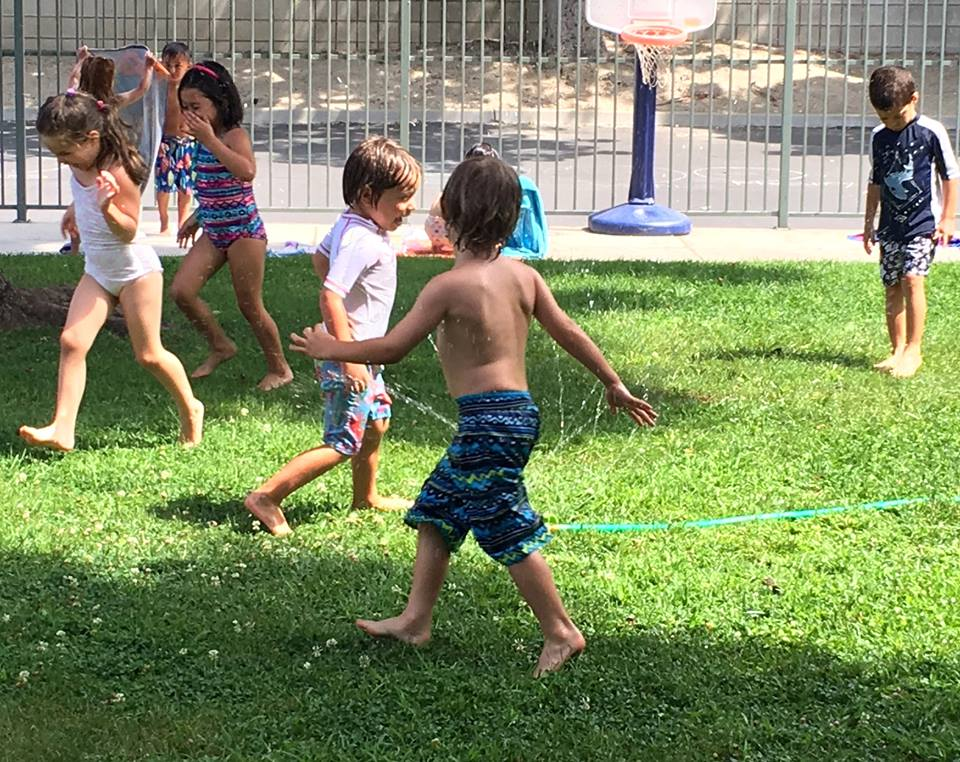 Summers at TBI Preschool